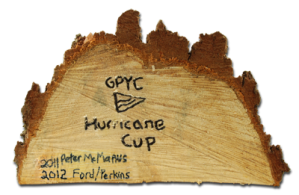Hurricane Cup Trophy