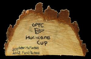 Hurricane Cup Trophy